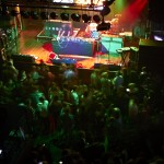 Scala stage view from balcony
