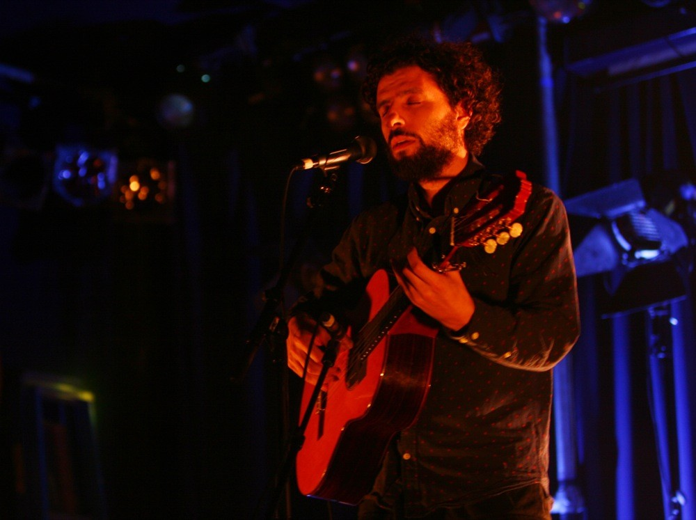 Jose Gonzalez at The Scala
