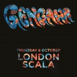 Gengahr A4 London