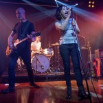 Echobelly Performs Live at London's Scala