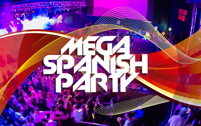 Mega Spanish Party