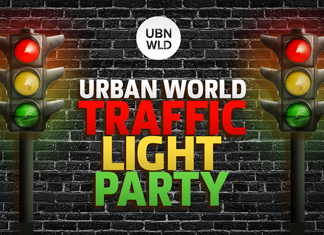 Urban World Traffic Light Party