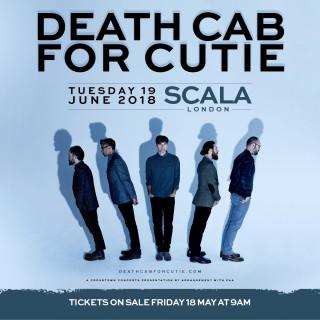 Death Cab for Cutie 1200