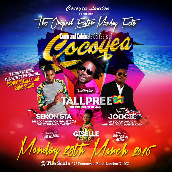 Cocoyea - Easter Fete (square) (28.03.2016)