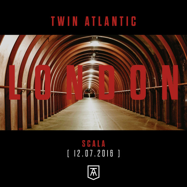 Twin Atlantic - London Scala 1200x12