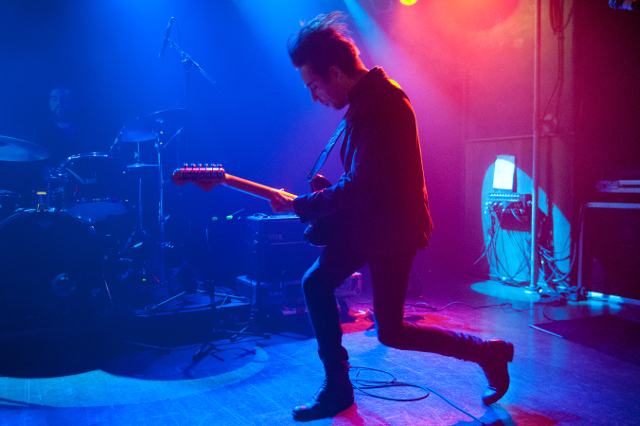 Wolf Parade perform at London's Scala