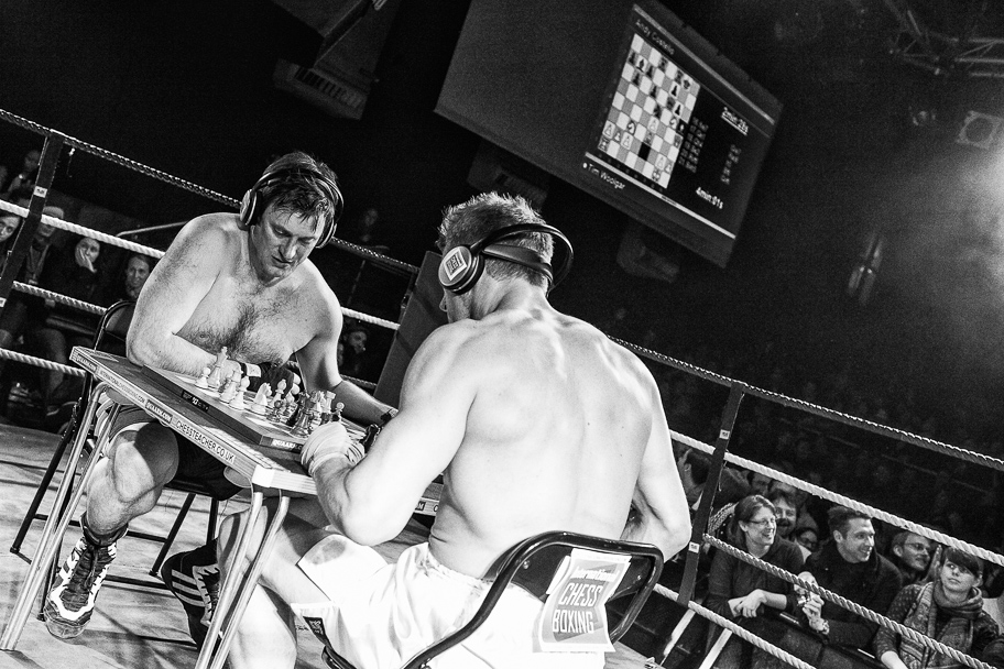 International Chessboxing - WCBA