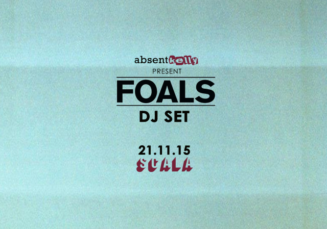 Foals (DJ set) & Radio X (DJ set)