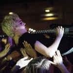 New York City band Sunflower Bean Perform live at London's Scala 15th Sept 2016