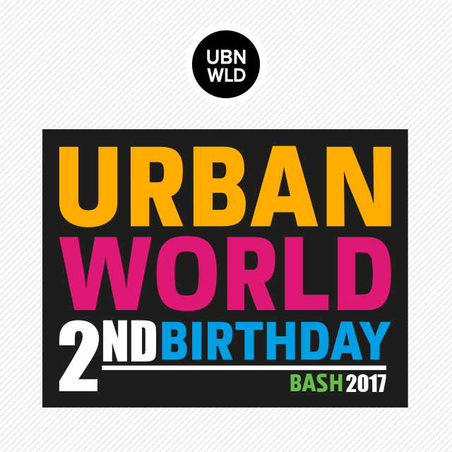 Urban World 2nd Birthday Bash