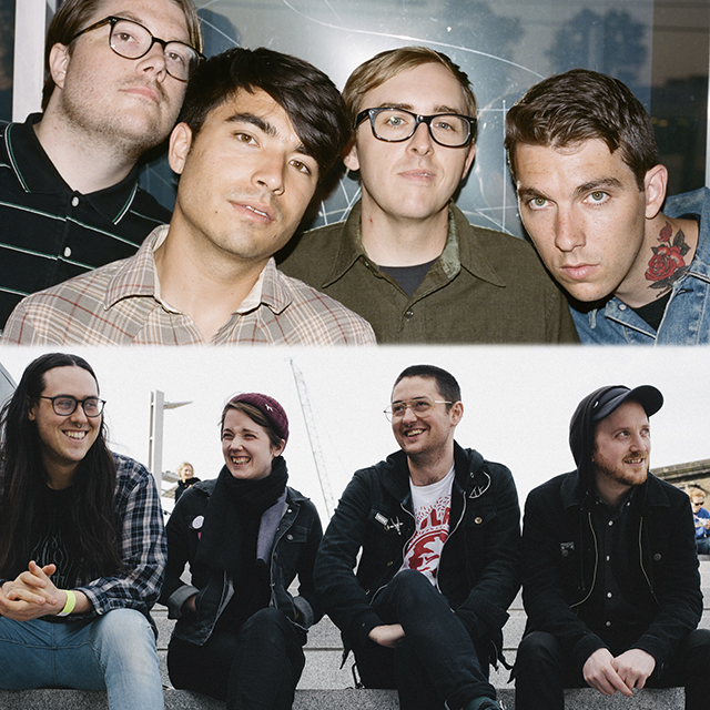Joyce Manor + Martha