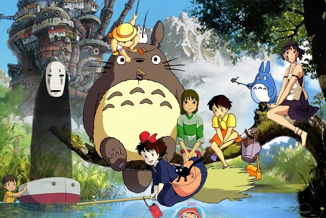 Studio Ghibli Party