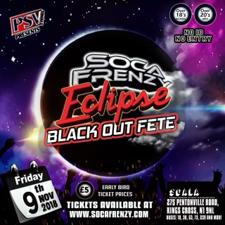 soca frenzy blackout