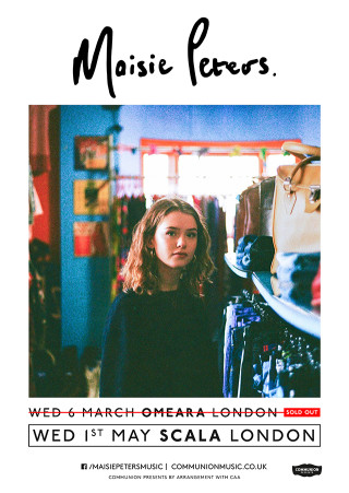 Maisie-Peters-poster-1st-may-2019