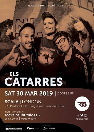Els-Catarres-30th-March-2019-Poster