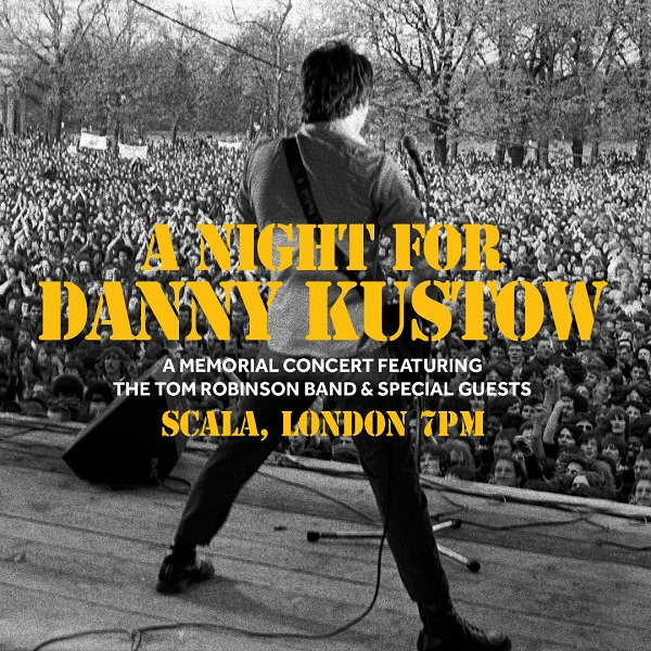A Night For Danny Kustow