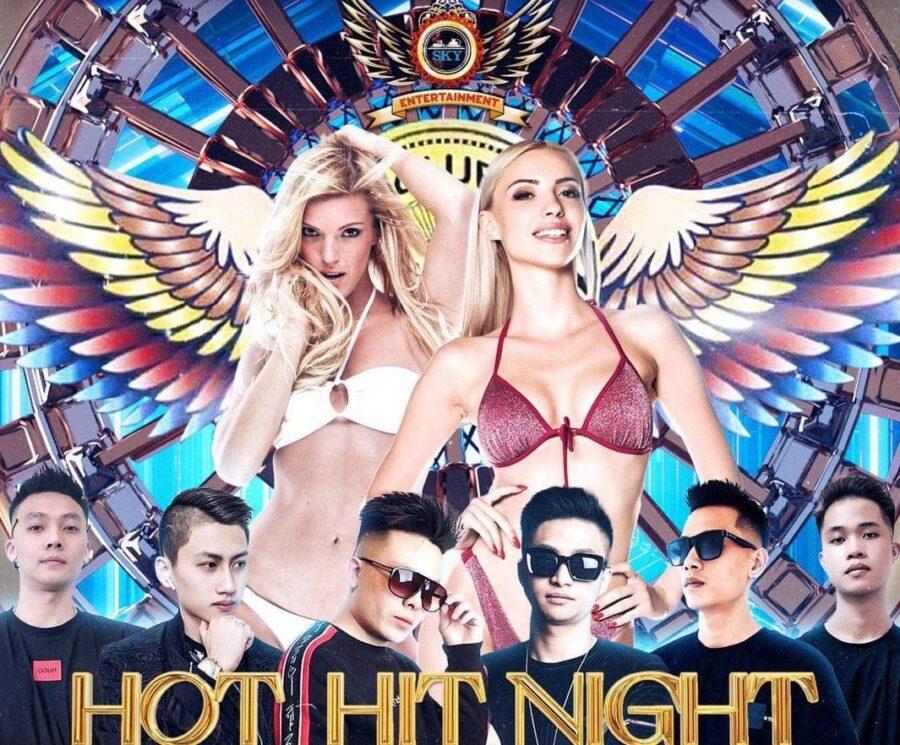 Next Top VN - Hot Hit Night