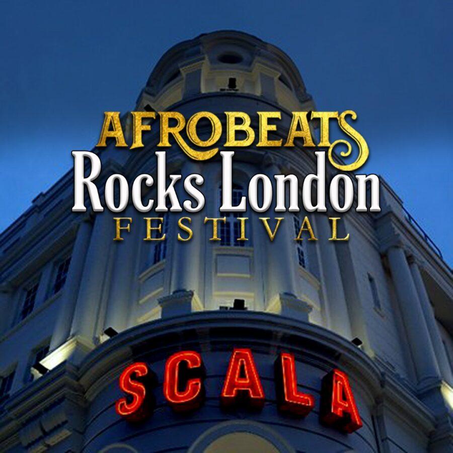 Afrobeats Rocks London Festival