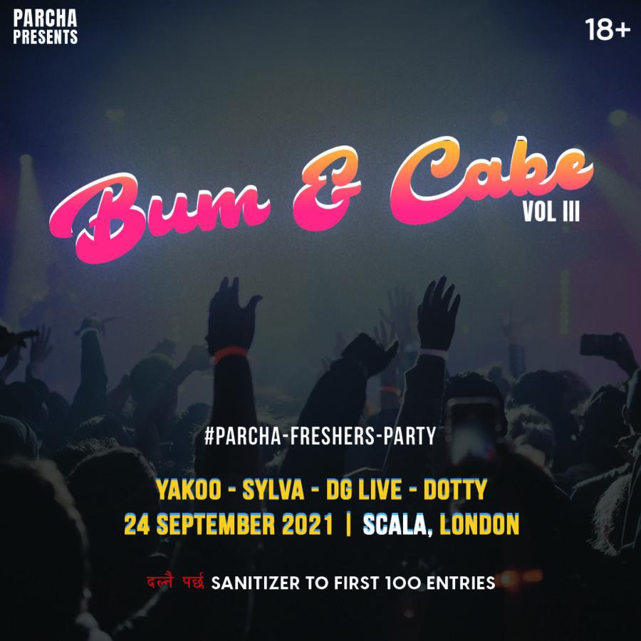 Bum & cake Vol III