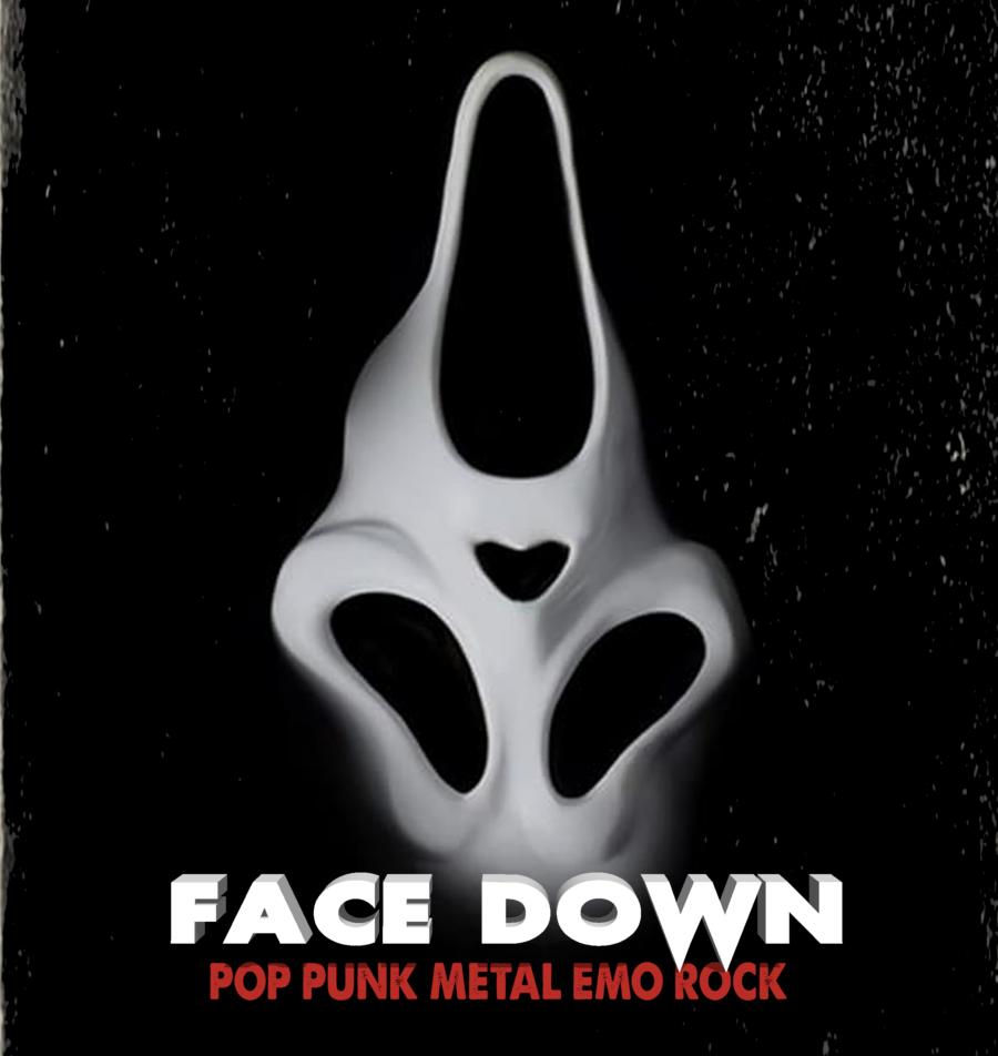 Face Down Halloween